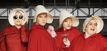Saturday Night Live parodie The Handmaid's Tale et Sex and The City